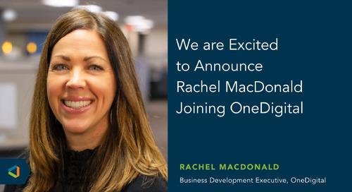 OneDigital Hartford Welcomes Rachel MacDonald