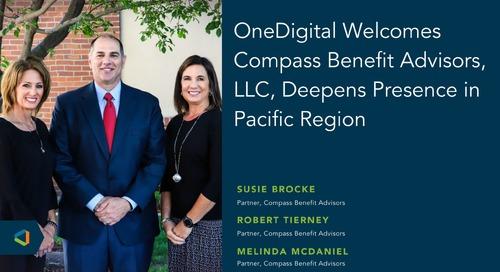 Compass Benefit Advisors, LLC Joins OneDigital