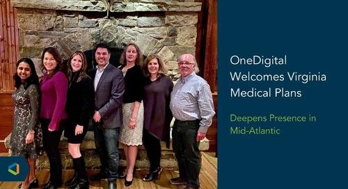 OneDigital Acquires Virginia Medical Plans / Katz Insurance Group