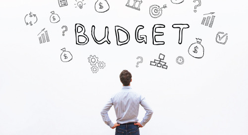 Budget for Digital Transformation & IT Security in 2019