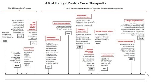Improving the Odds of Success in Prostate Cancer Therapy Development