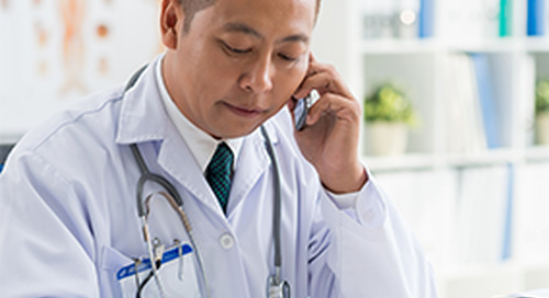 New Communication Features for Physicians