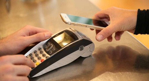 Mobile Payments Will Soon Be A Quarter Of Total Card Usage