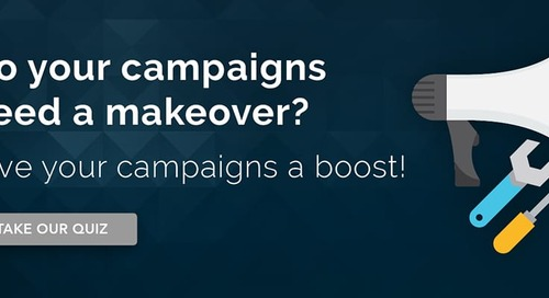 What's your campaign maturity?