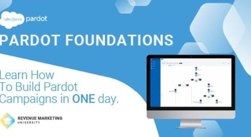 Getting Started in Pardot: General Best Practices