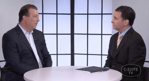 The Changing Role of Marketers on C-SUITE TV INSIGHTS