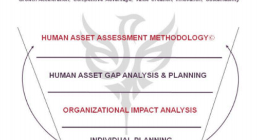 Human Asset Management Strategy: A New Approach
