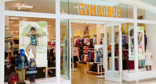 [Case Study] Gymboree