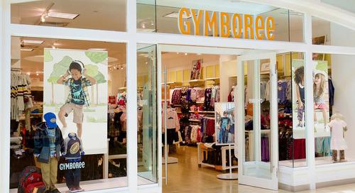 [Case Study] Gymboree