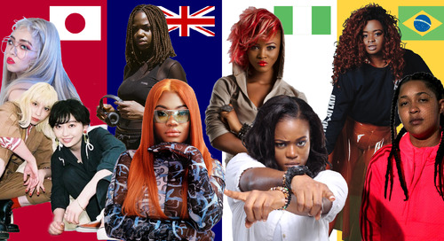 Music Discovery: Hottest Female Rappers in the World (PT. 1)
