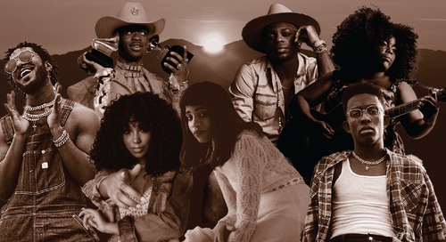 From Classics to Crossover, Black Musicians Making Noise In Country Music