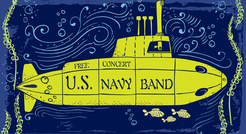 Roanoke Selected for U.S. Navy Band Tour