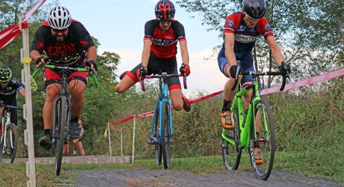 SeptemberCross Cyclocross Races Draw Record Attendance