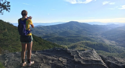 Pro Athletes Take Roanoke 7 Summits Challenge to the Next Level