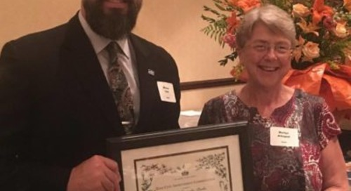 Roanoke Parks and Recreation Receives Commendation from the Garden Club of America