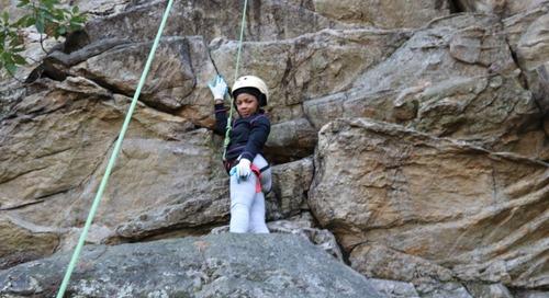 OAC Blog: Hanging Rock – NOV. 2018