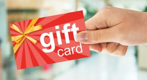 Major Retailers Tackle Gift Card Fraud