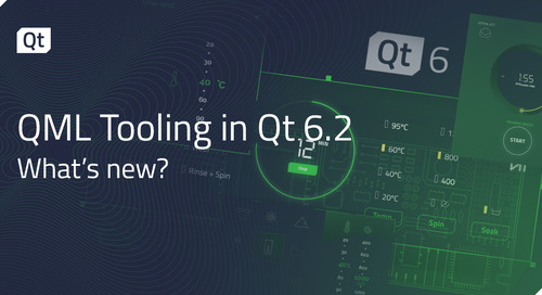 What's new in QML Tooling in Qt 6.2?