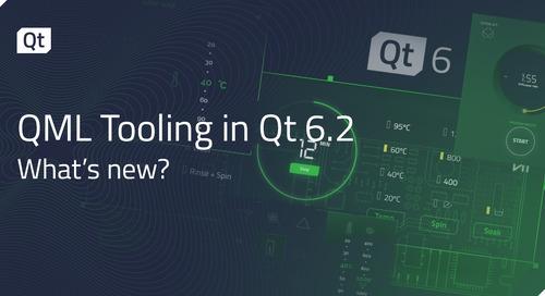 博文 | Qt 6.2中的QML工具推出了哪些新功能?