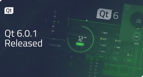 Qt 6.0.1 Released