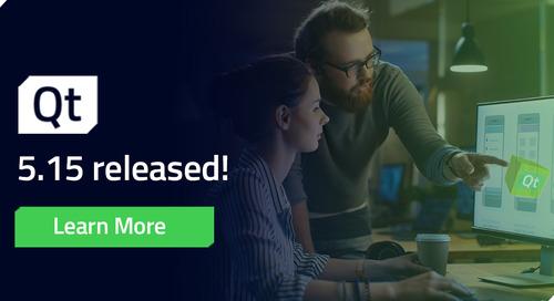 博文 | Qt 5.15 LTS(长期支持版本)正式发布