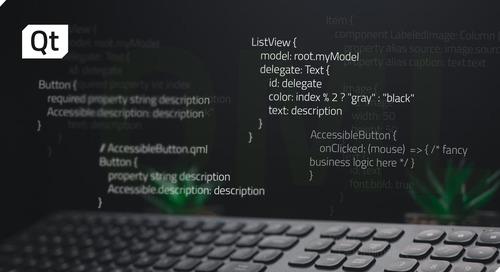 博文 | Qt 5.15中新的QML语言特性