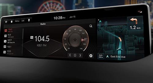 新闻稿 | 现代汽车集团选择 Qt 作为其关键的 HMI 技术合作伙伴