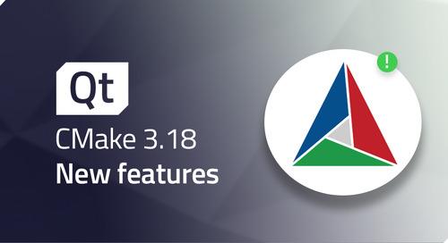 博文 | CMake 3.18中的新功能