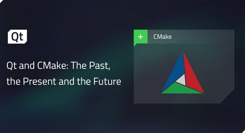 Qt and CMake: The Past, the Present and the Future