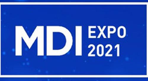MDI Expo 2021 - Oct 18, 2021