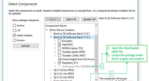 QBSP for TechNexion boards added to downloads