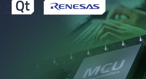 Design & Development for Microcontrollers (Renesas) - Jun 15, 2021