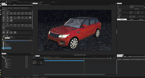 Meet Qt Design Studio 3D Editor