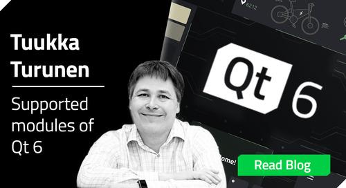 博文 | Qt 6.0及更高版本中的扩展模块支持