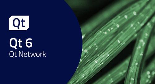 博文 | Qt 6中的Qt Network