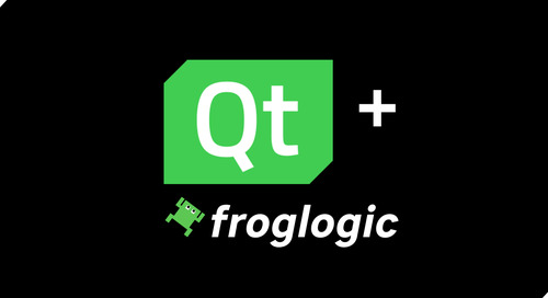 The Qt Company expands offering into quality assurance tools with acquisition of froglogic GmbH