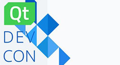 KDAB's Qt Developer Conference  - Sep 28, 2021