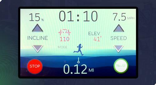 博文 | Qt for MCUs:健身器材行业的理想开发平台