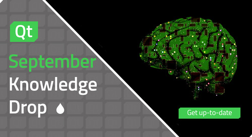 Qt Knowledge Drop - September