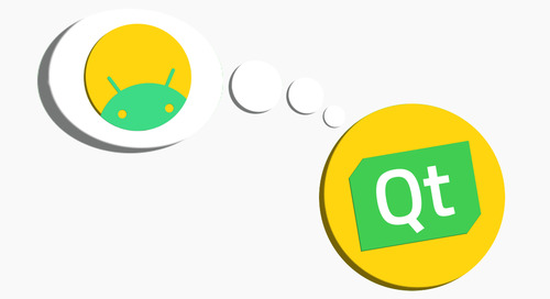 博文 | Qt for Android的新特性