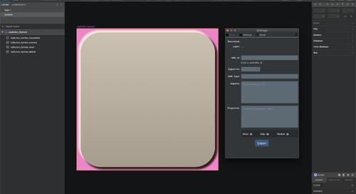博文 | Qt Design Studio - Sketch Bridge教程第1部分
