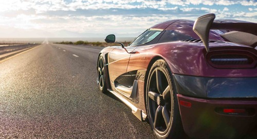 News: Koenigsegg – Record-Breaking Supercars Built with Qt