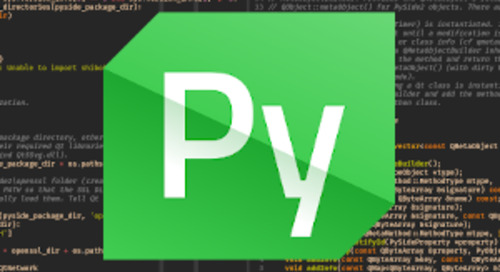 博文 | Qt for Python 5.15.0发布