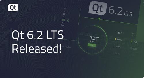 博文 | Qt 6.2 长周期版正式发布