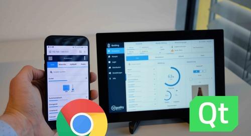 Qt vs. HTML – The Full-Stack Comparison