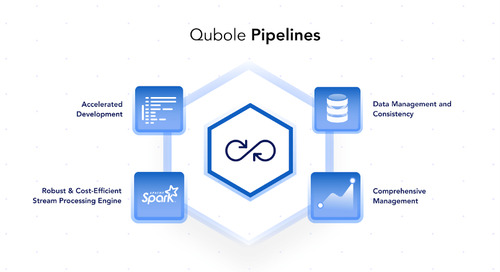 Qubole launches Pipelines Service to democratize streaming analytics