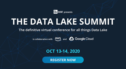 Announcing The Data Lake Virtual Summit 2020!