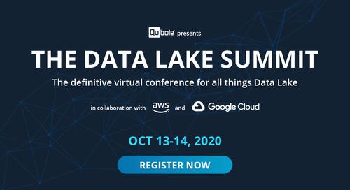 Announcing The Data Lake Virtual Summit 2020!