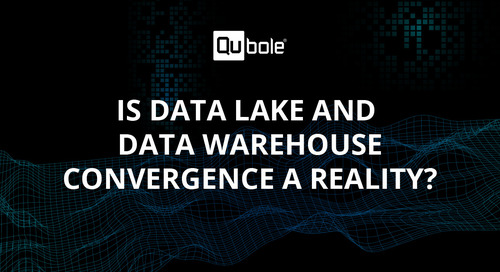 Is Data Lake and Data Warehouse Convergence a Reality?