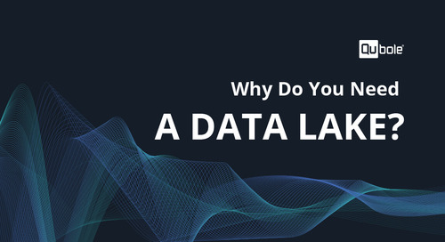 Why Do You Need a Data Lake?